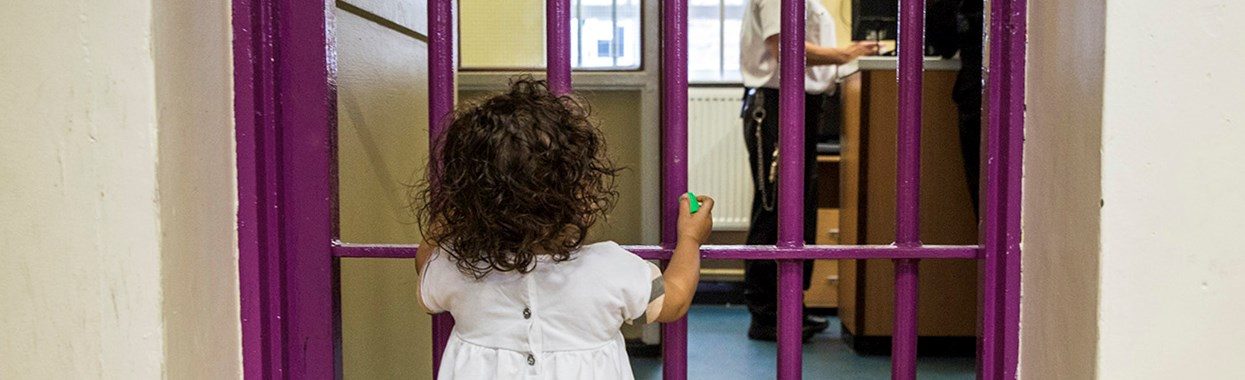What about me? Recognising and supporting children with a mother in prison